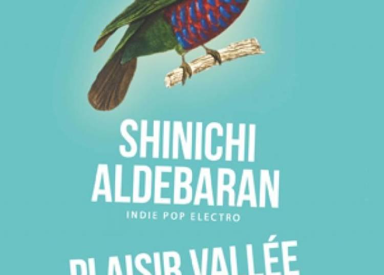 Shinichi Aldebaran et Plaisir Vallee � Paris 11�me