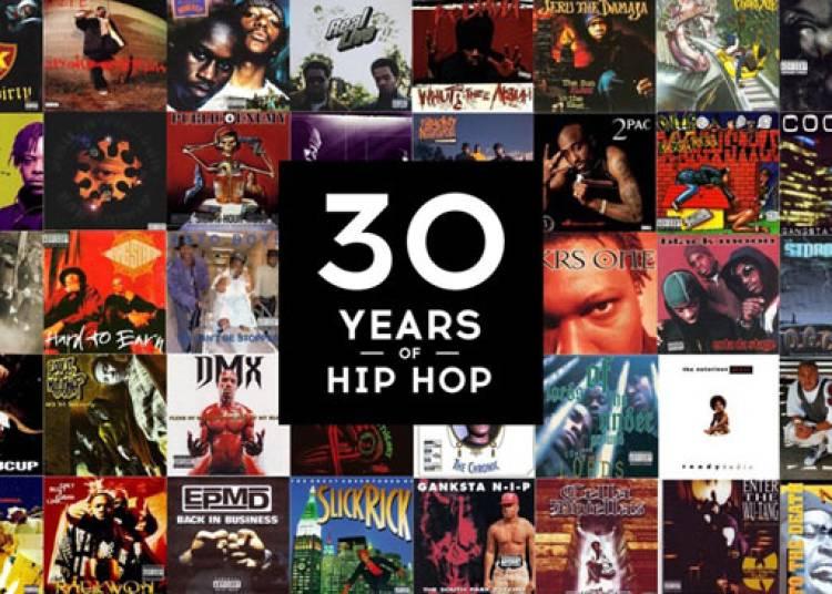 30 Years Of Hip Hop � Paris 20�me