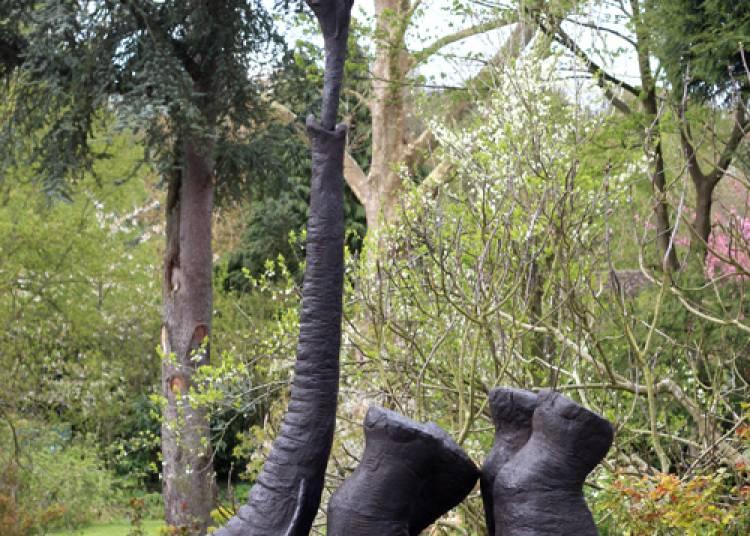 Parcours De Sculptures Monumentales De Sophie Verger � Saulieu