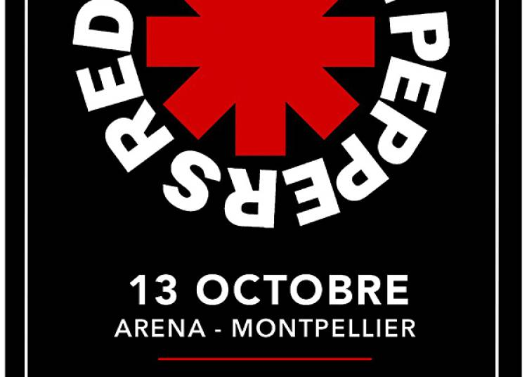 Red Hot Chili Peppers � Montpellier