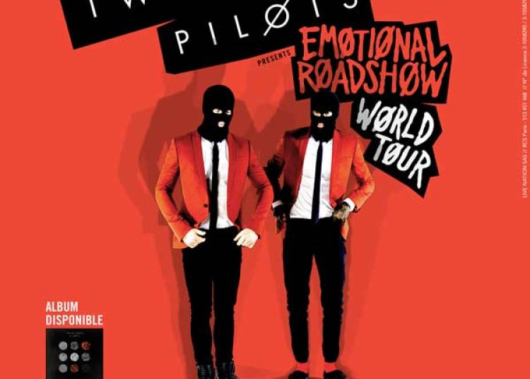 Twenty One Pilots � Paris 19�me