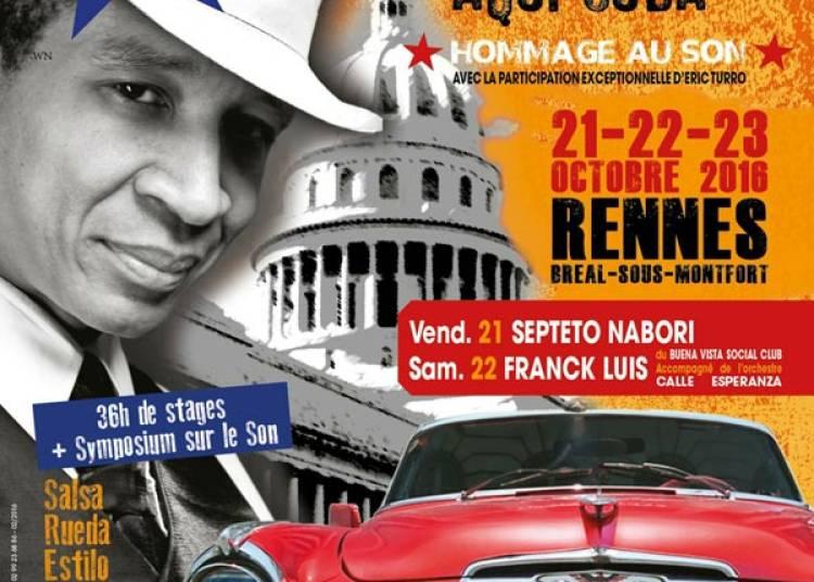 Festival Aqui Cuba 2016