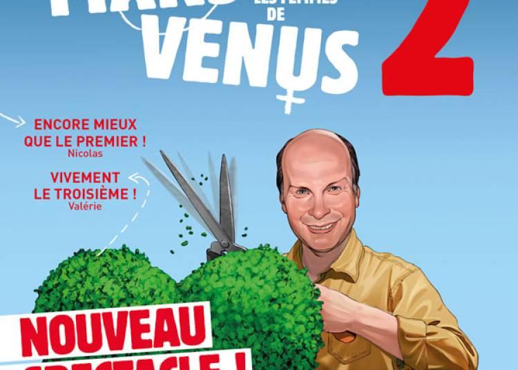 Mars Et Venus 2:l'aventure Continue � Metz