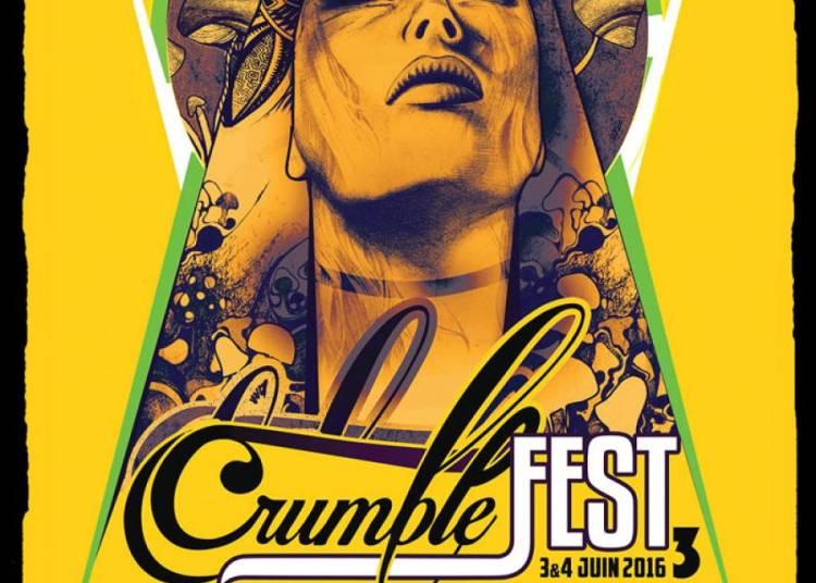 Crumble Fest 2016