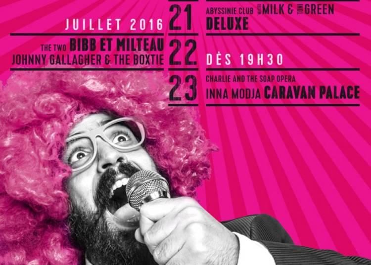 Festival Pleins Feux 2016