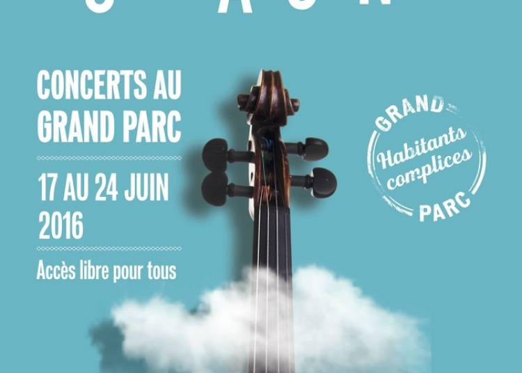 Kaleidoscope, Concert Final! � Bordeaux