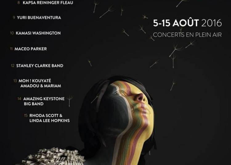 Au Gr�s du Jazz - Le Petite Pierre 2016