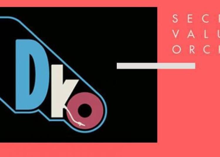 Horde x Inverse : Secret Value Orchestra Live, Cesko, Julian M & Romain Dafalgang � Paris 19�me