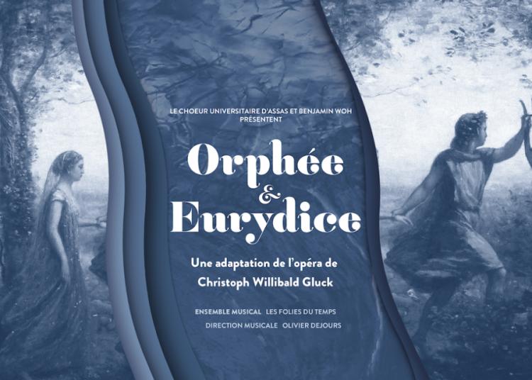 Orph�e et Eurydice � Paris 6�me