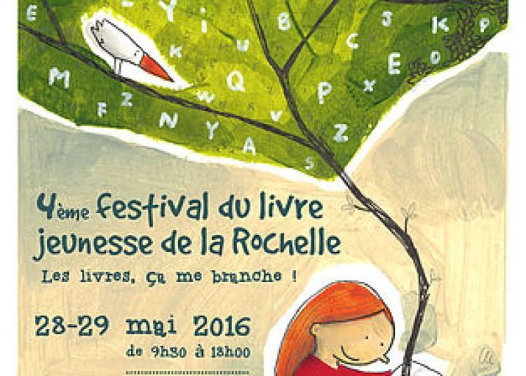 Festival du livre jeunesse de La Rochelle 2016