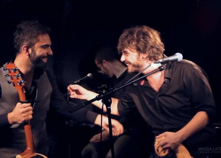 Arthur Le Forrestier & Bruno Guglielmi � Bordeaux