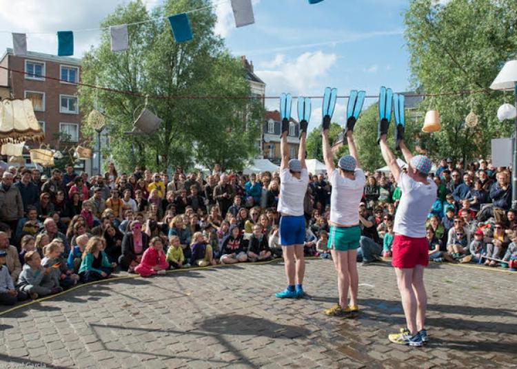 Championnat du monde d'aquatisme // Festival Jouer Ensemble - L'Entorse � Lambersart