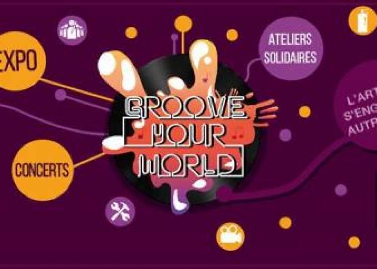 Festival Groove Your World � Paris 13�me