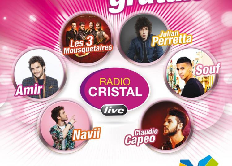 Cristal Live 2016 � Lisieux