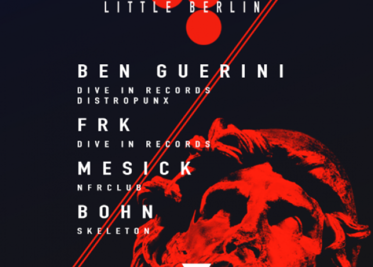 Little Berlin 1006 avec Dive In Records � Montpellier