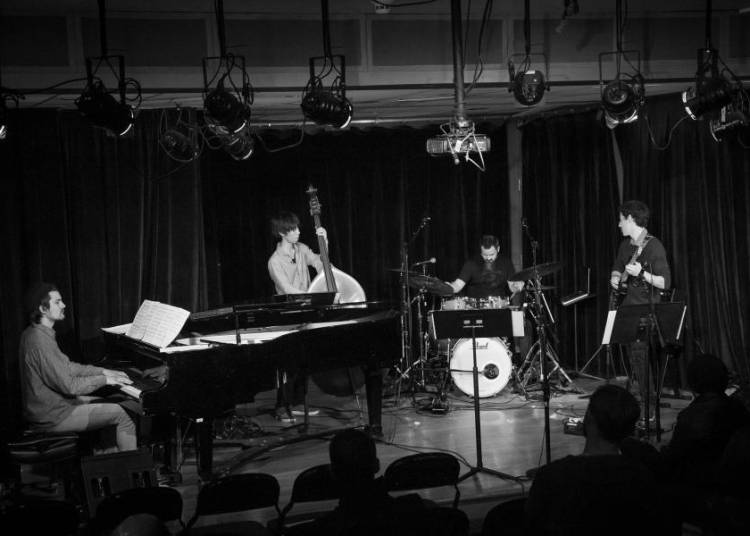 The Mathieu Danesin Quartet � Bordeaux