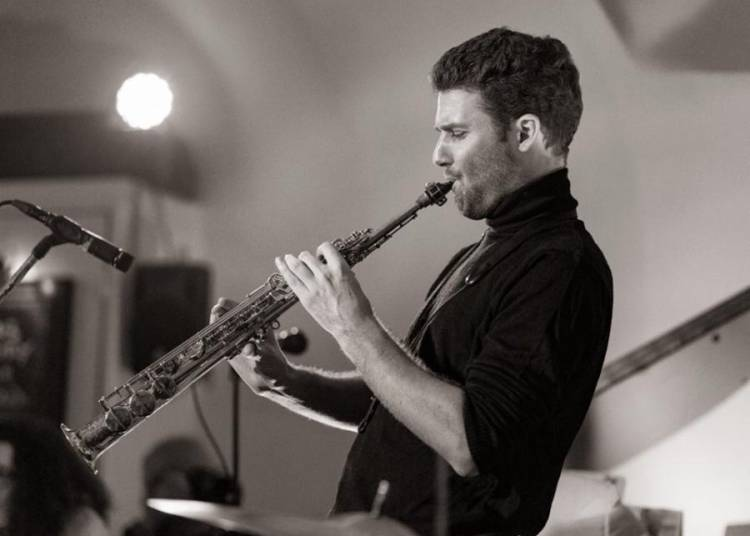 Thomas Saint Laurent Quartet invit� Maxime Berton � Bordeaux