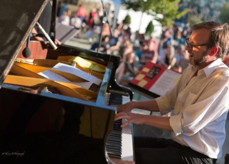 Cedric Jeanneaud Trio � Bordeaux