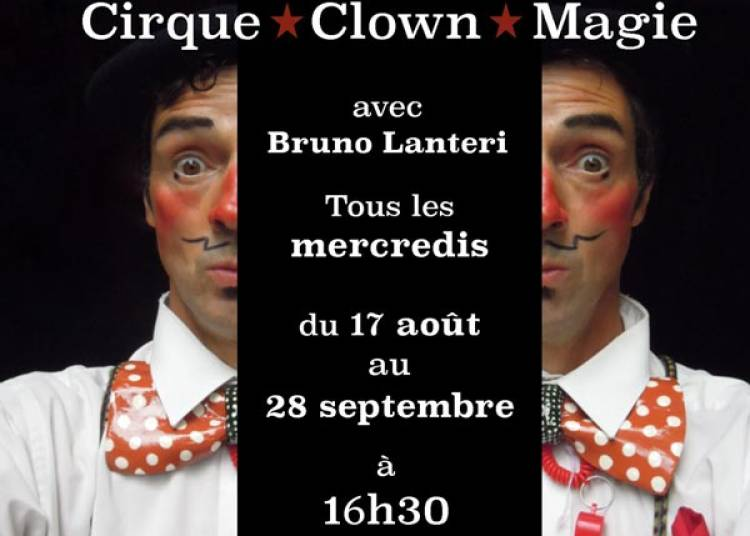 Double Face, Cirque-magie-clown � Paris 16�me