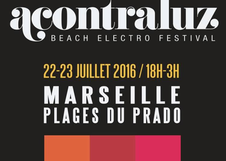 Audion, D.k., Locked Groove et Tale Of Us � Marseille