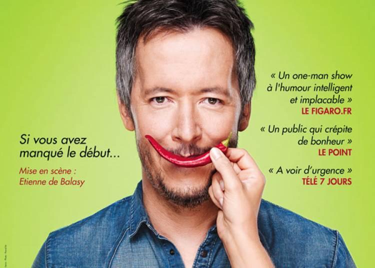 Jean Luc Lemoine � Paris 18�me