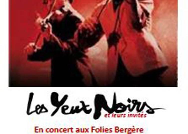 Les Yeux Noirs � Paris 9�me