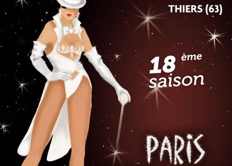 Paris Broadway � Thiers