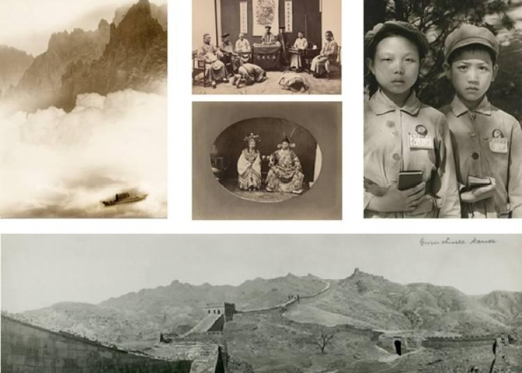Collection de Monsieur X - Regards photographiques sur la Chine � Paris 9�me