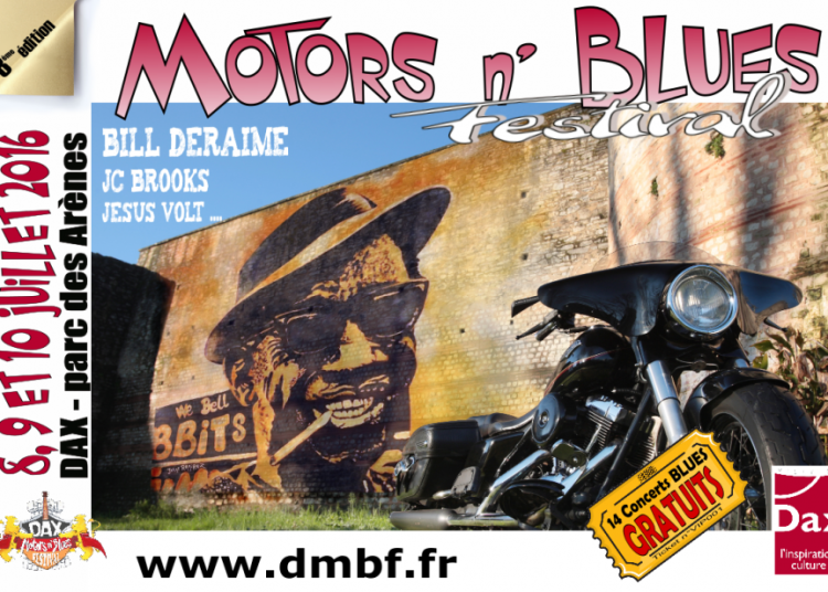 Dax Motors n' Blues Festival 2016