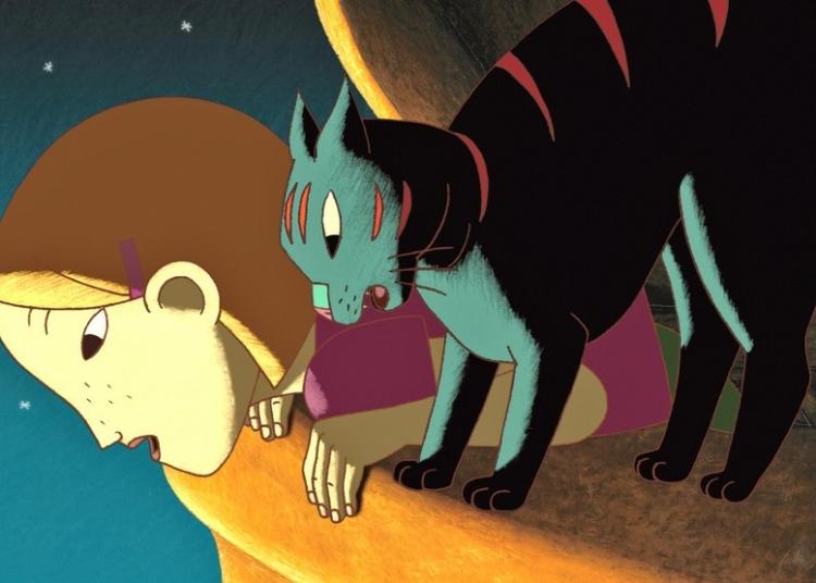 Cin�-Go�ter Une vie de chat � Les Lilas