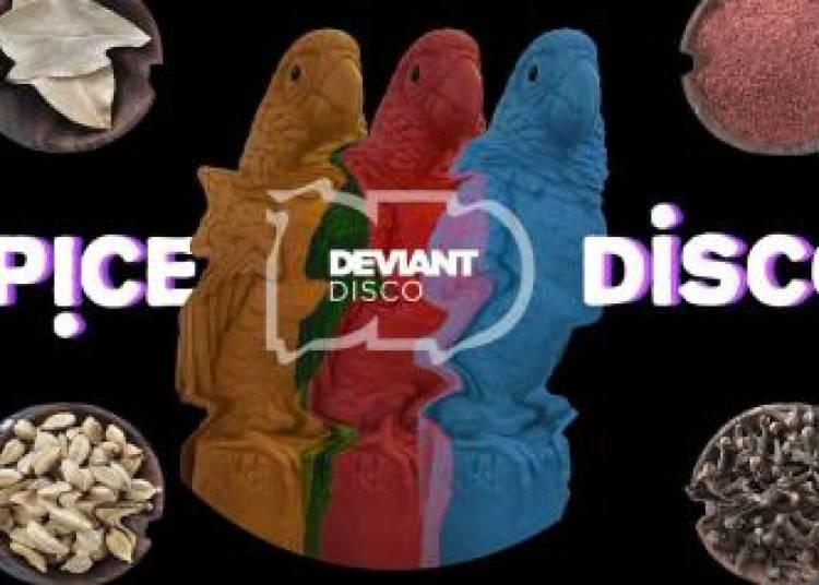 Club Deviant Disco: Eva Peel - Sinead Ocj - Wizaeroid - Wicca � Paris 12�me