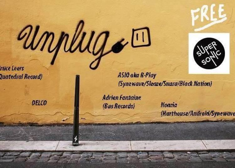 Club Unplug Party ! � Paris 12�me