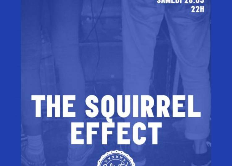 Dj Set The Squirrel Effect � Paris 19�me