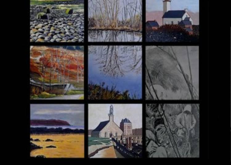 Exposition des ateliers de dessin, peinture, aquarelle, Bd � Brest