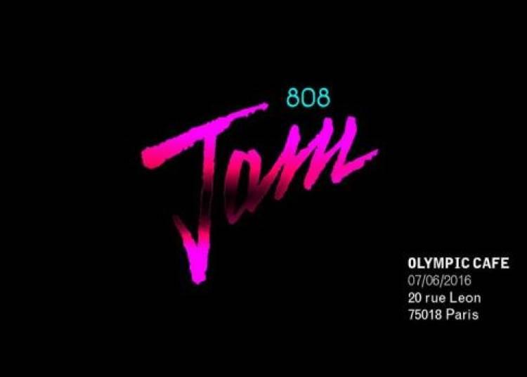 Jam 808 #3 � Paris 18�me