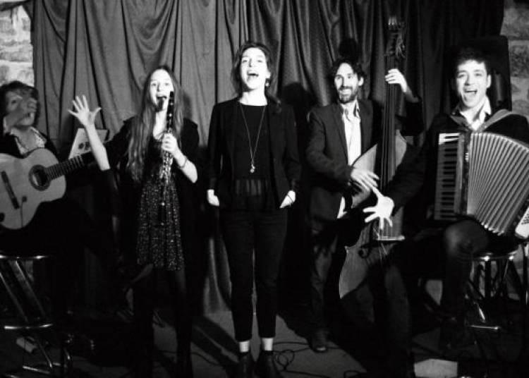 L'anticonservatoire Presente : Les Marx Sisters � Paris 20�me
