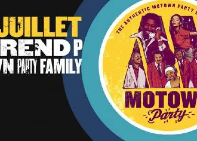 Motown Party Season Closing � Paris 13�me