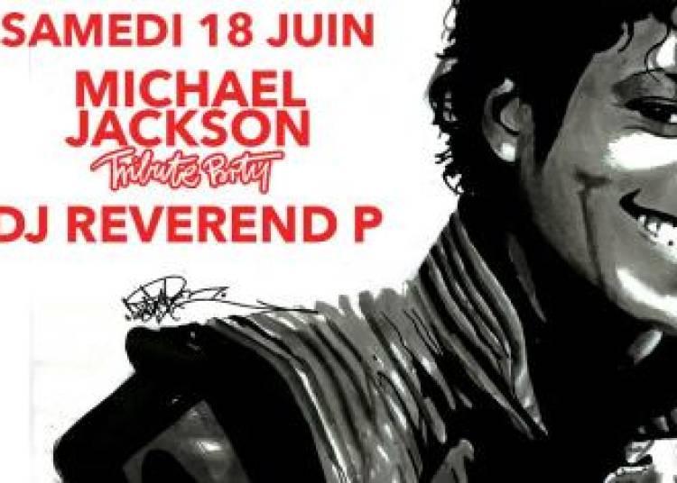 Motown Party Tribute To Michael Jackson � Paris 13�me