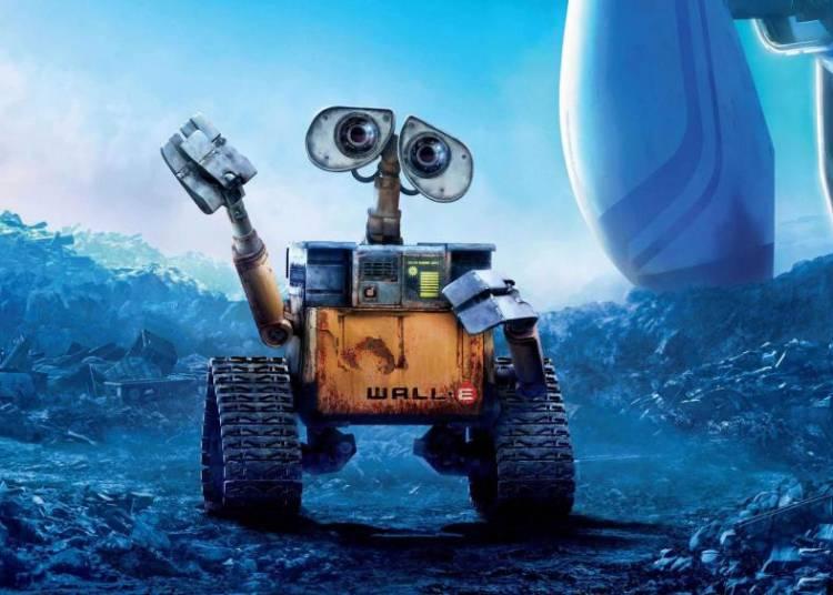 Projection du film Wall-E et Courts m�trages fait par les enfants ! � Les Lilas