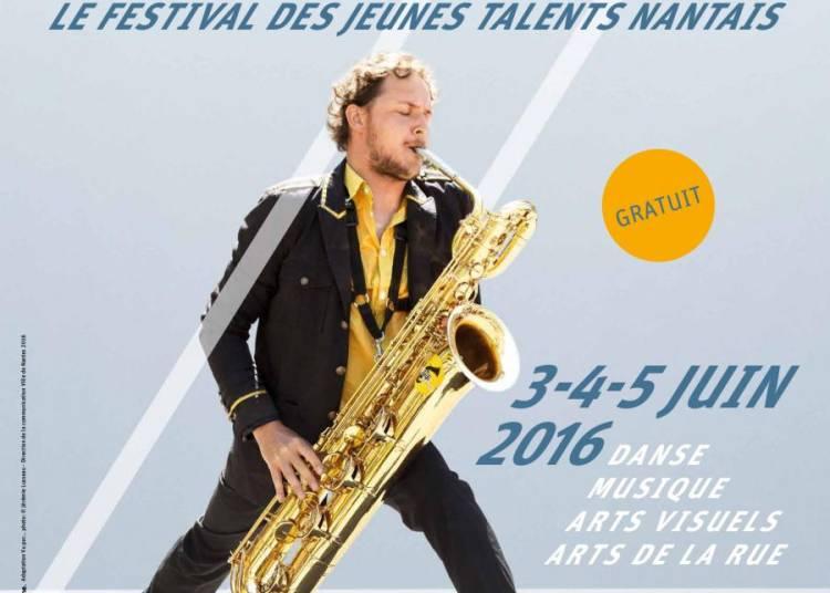 SPOT : le festival des jeunes talents nantais 2016