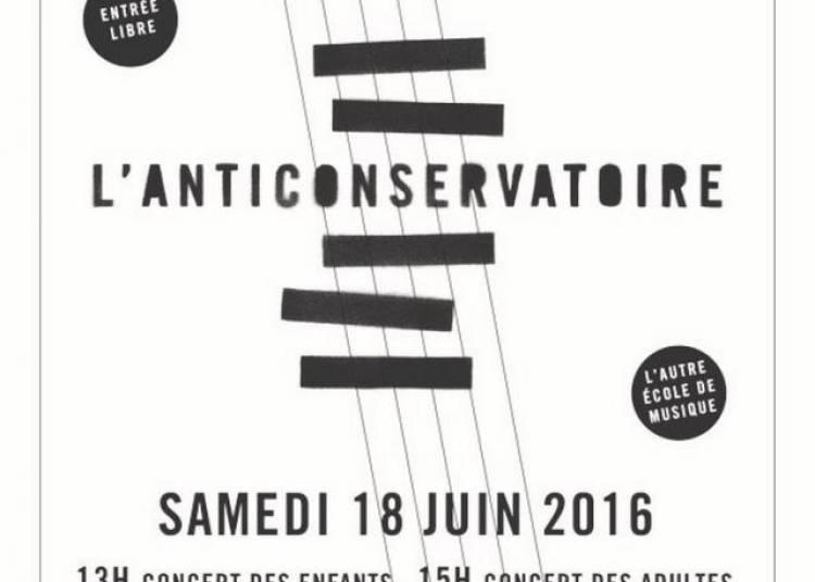 Voyage Musical De L'anticonservatoire � Paris 20�me