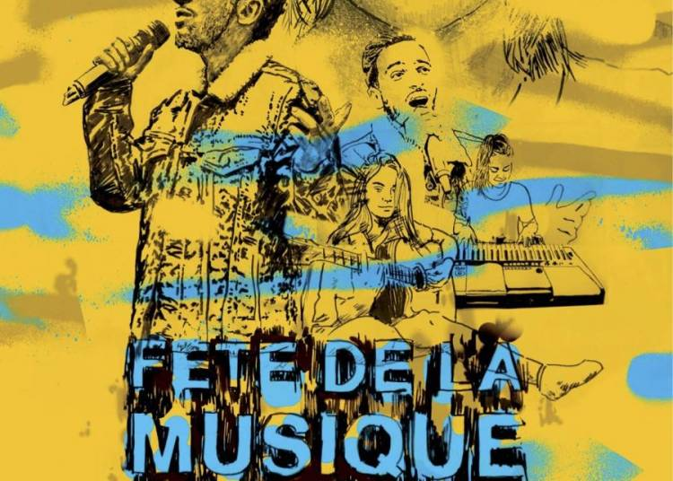 F�te de la musique Paris 2016