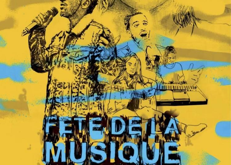 F�te de la musique Grenoble 2016