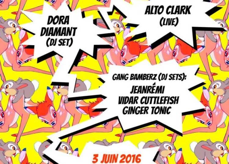 Gang Bambi #2 � Paris 11�me