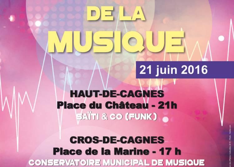 Sa�ti & Co, Conservatoire Municipal De Musique, The Fifht Element � Cagnes sur Mer