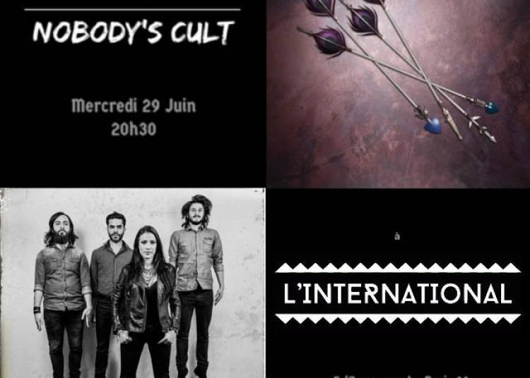 Volutes et Nobody's Cult � Paris 11�me