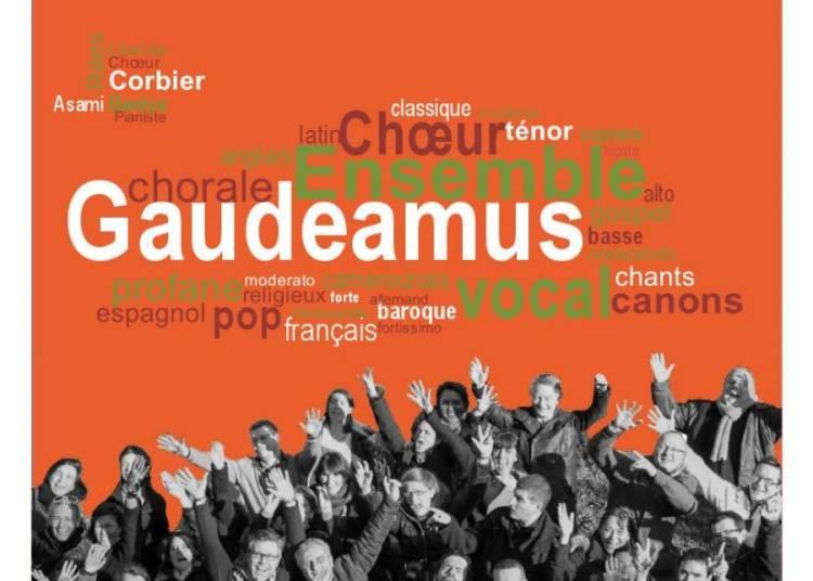 Ensemble chorale Gaudeamus � Paris 18�me