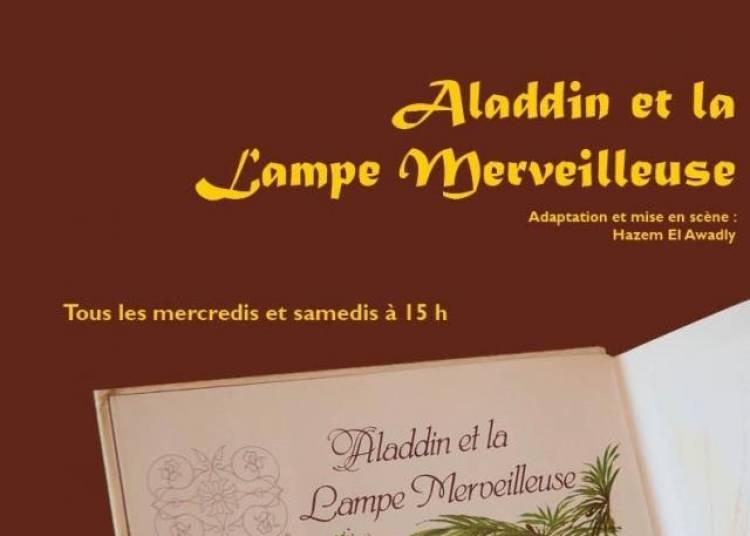 Aladdin Et La Lampe Merveilleuse � L'Ile saint Denis
