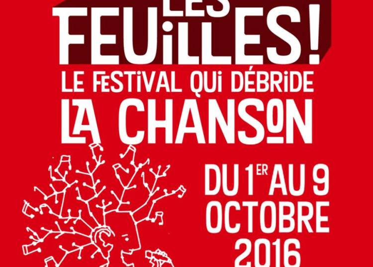 Attention les Feuilles ! Festival 2016