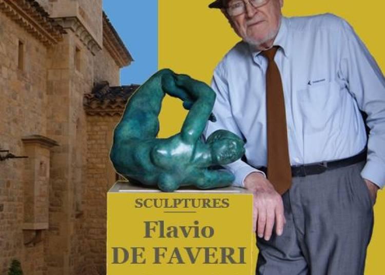 Sculptures : Flavio De Faveri, Un Destin Sculpt� � Bruniquel